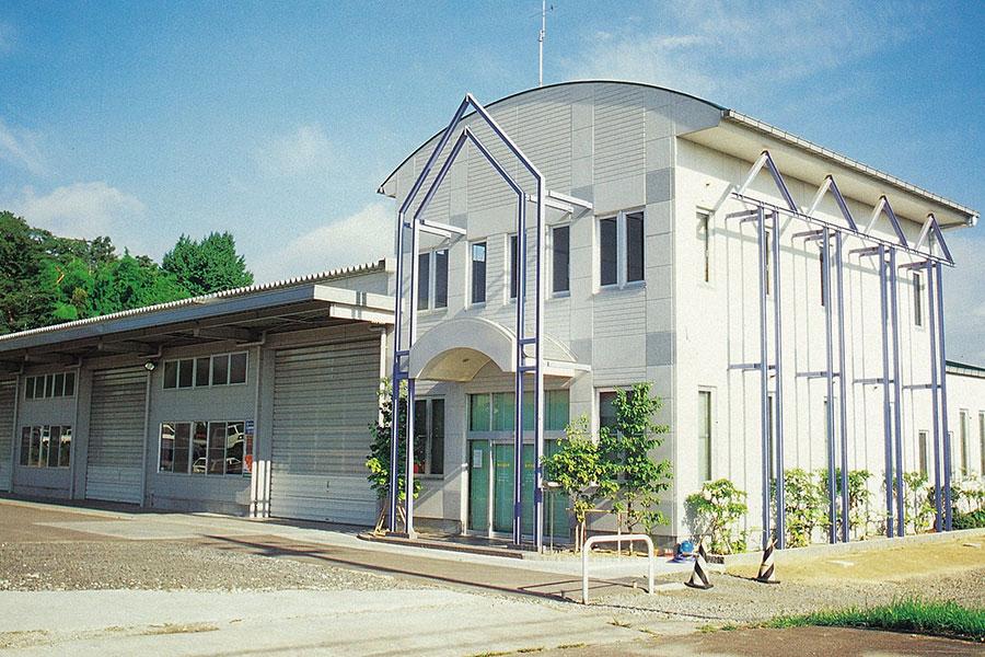 松井自動車工場