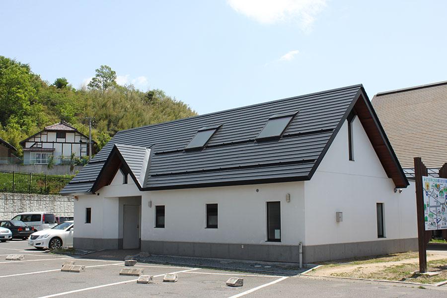 川俣道の駅トイレ