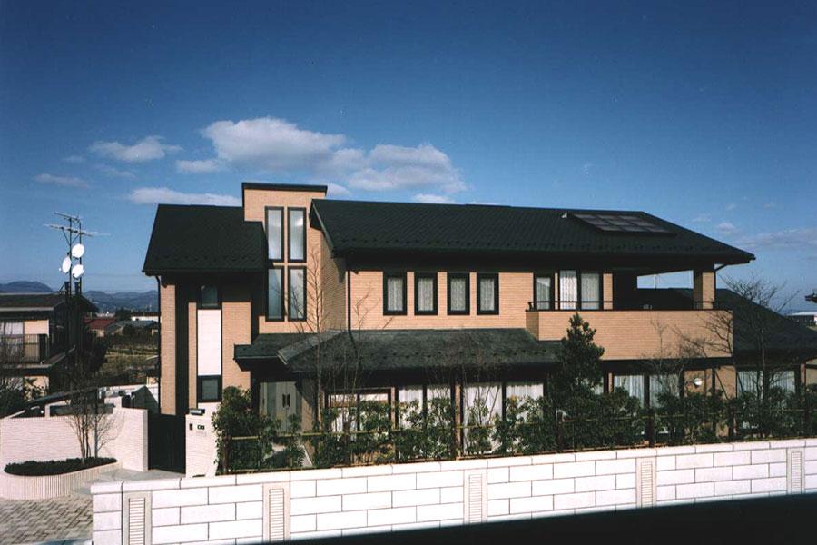 Mさんの家